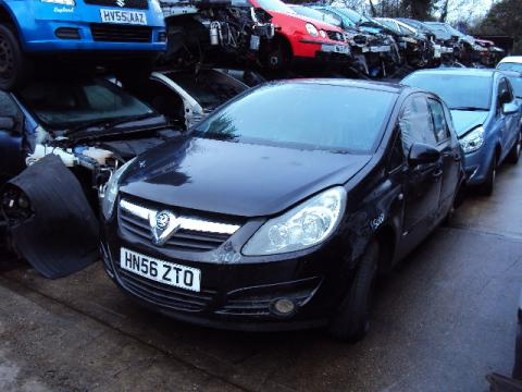 Breaking Vauxhall Corsa D 1.2 for spares #1