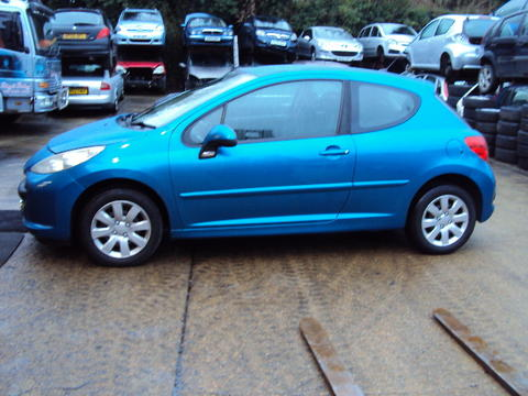 Breaking Peugeot 207 for spares #1