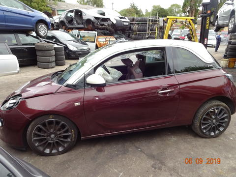 Breaking Vauxhall Adam for spares #1