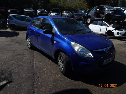 Breaking Hyundai I20 for spares #1