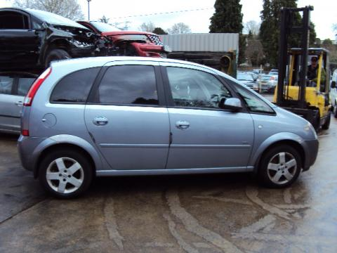 Breaking Vauxhall Meriva for spares #2