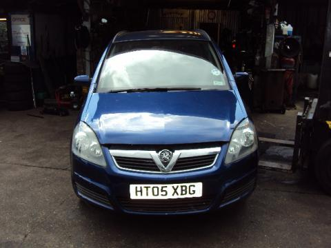 Breaking Vauxhall Zafira 1.6 for spares #2