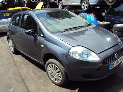 Breaking Fiat Grand Punto for spares #2