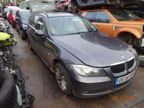 Breaking BMW 3 Series for spares #2