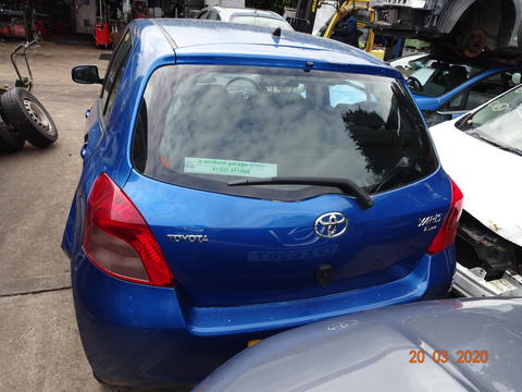 Breaking Toyota Yaris for spares #2