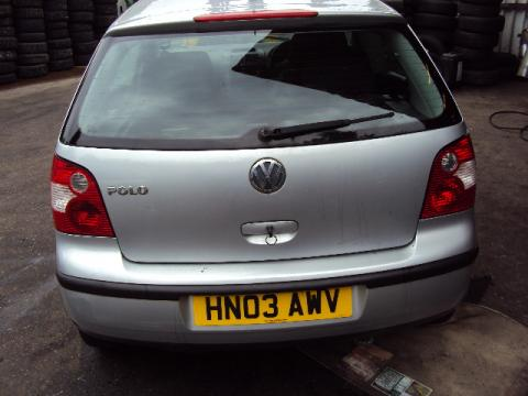 Breaking Volkswagen Polo for spares #3