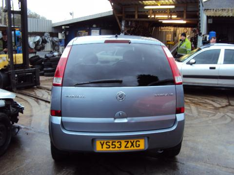Breaking Vauxhall Meriva for spares #3