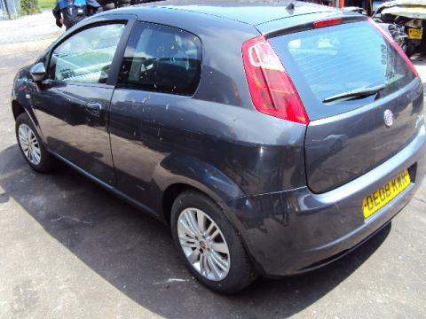 Breaking Fiat Grand Punto for spares #3