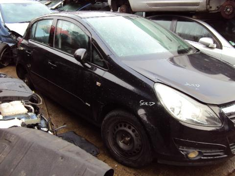 Breaking Vauxhall Corsa D 1.2 for spares #3