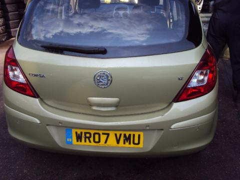 Breaking Vauxhall Corsa D for spares #3