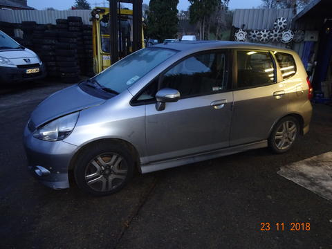 Breaking Honda Jazz for spares #3