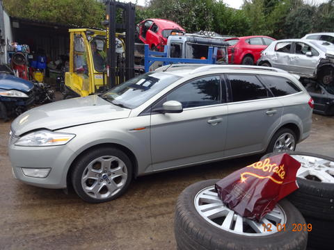 Breaking Ford Mondeo for spares #3