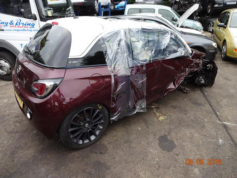 Breaking Vauxhall Adam for spares #3