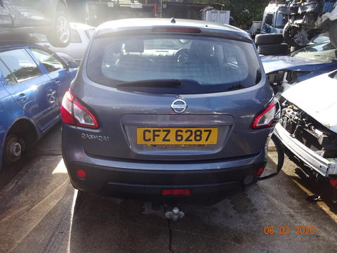 Breaking Nissan Qashqai 1.4 for spares #3