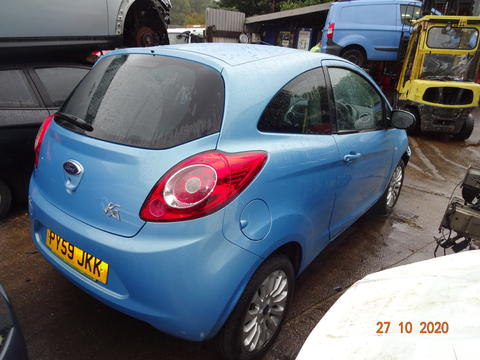 Breaking Ford Ka for spares #3
