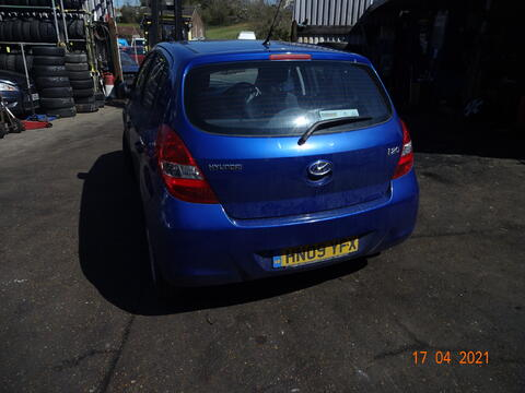 Breaking Hyundai I20 for spares #3