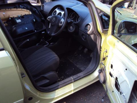 Breaking Vauxhall Corsa D for spares #4