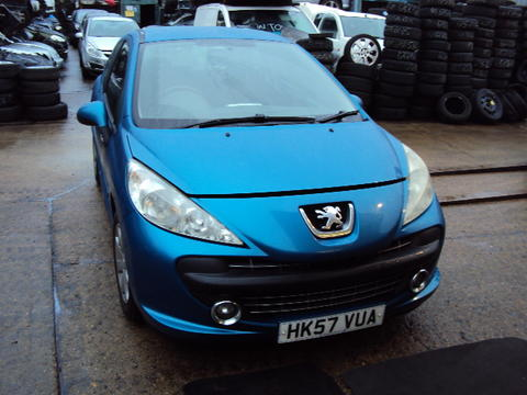 Breaking Peugeot 207 for spares #4