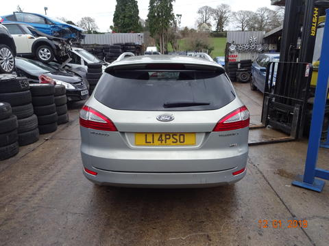 Breaking Ford Mondeo for spares #4
