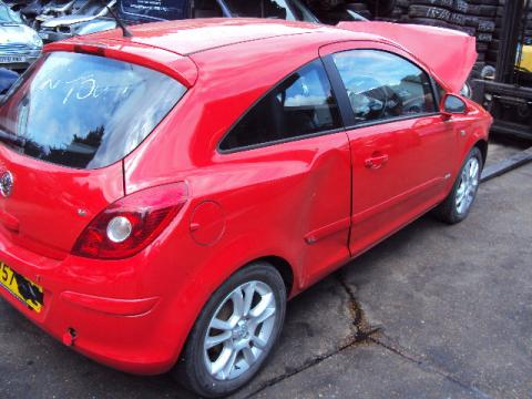 Breaking Vauxhall Corsa D for spares #5
