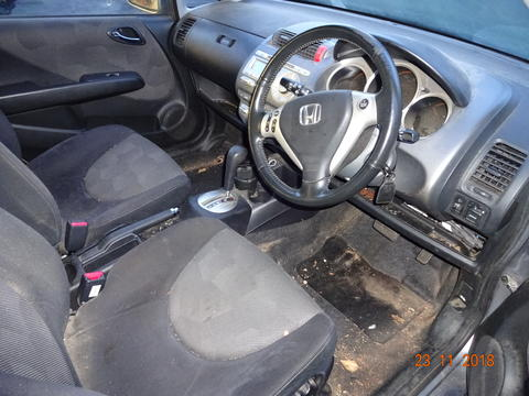 Breaking Honda Jazz for spares #5