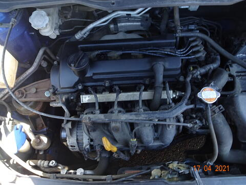 Breaking Hyundai I20 for spares #5