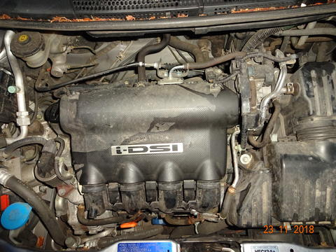 Breaking Honda Jazz for spares #6