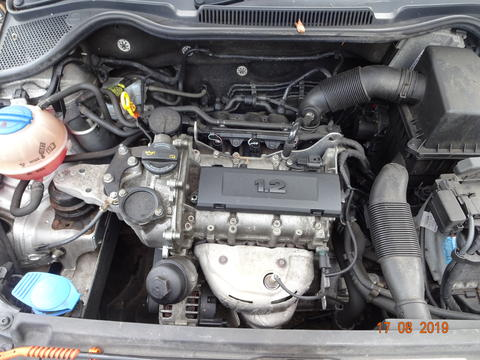 Breaking Volkswagen Polo for spares #6